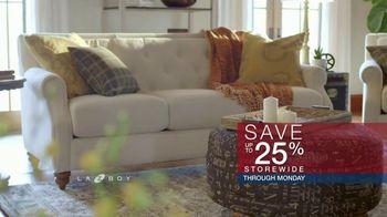 La-Z-Boy Presidents Day Sale TV Spot, 'Held Over' - Thumbnail 5