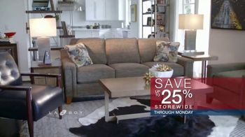 La-Z-Boy Presidents Day Sale TV Spot, 'Held Over' - Thumbnail 6