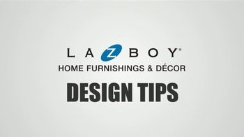 La-Z-Boy TV Spot, 'Design Tip: Focal Point' - Thumbnail 2