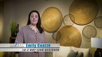 La-Z-Boy TV Spot, 'Design Tip: Focal Point' - Thumbnail 3