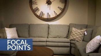 La-Z-Boy TV Spot, 'Design Tip: Focal Point' - Thumbnail 6
