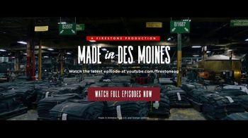 Firestone Tires TV Spot, 'Made in Des Moines: Family' - Thumbnail 9