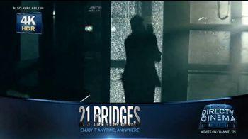 DIRECTV Cinema TV Spot, '21 Bridges' - Thumbnail 5