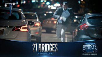 DIRECTV Cinema TV Spot, '21 Bridges' - Thumbnail 6