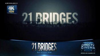 DIRECTV Cinema TV Spot, '21 Bridges' - Thumbnail 8