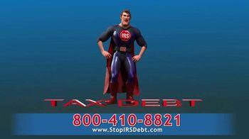 StopIRSDebt.com TV Spot, 'Super Sid'
