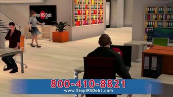 StopIRSDebt.com TV Spot, 'Super Sid' - Thumbnail 1