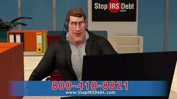StopIRSDebt.com TV Spot, 'Super Sid' - Thumbnail 2