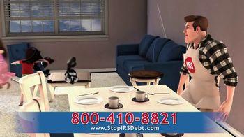 StopIRSDebt.com TV Spot, 'Super Sid' - Thumbnail 7