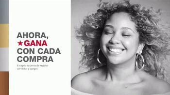 Macy's Star Rewards TV Spot, 'Gana con cada compra' [Spanish]