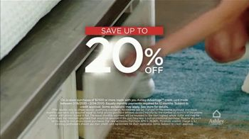 Ashley HomeStore Presidents Day Sale TV Spot, 'Final Days: Upholstered Sofa' Song by Midnight Riot - Thumbnail 7