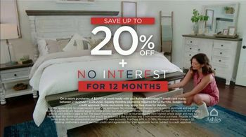 Ashley HomeStore Presidents Day Sale TV Spot, 'Final Days: Upholstered Sofa' Song by Midnight Riot - Thumbnail 8