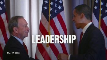 Mike Bloomberg 2020 TV Spot, 'Difference' - 76 commercial airings