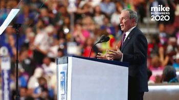 Mike Bloomberg 2020 TV Spot, 'Difference' - Thumbnail 8