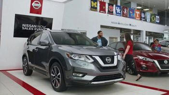 Nissan Now Sales Event TV Spot, 'Car-Buying Season' [T2]