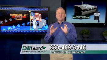 LeafGuard of Colorado Winter Half Off Sale TV Spot, 'Branches: Gift Card'