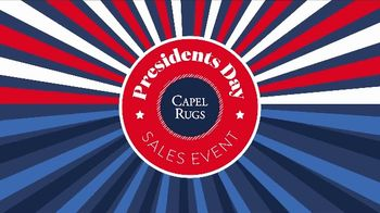 Capel Rugs Presidents Day Sale TV Spot, '60% Off' - Thumbnail 2