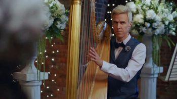 AT&T Wireless TV Spot, 'OK Wedding' - Thumbnail 7