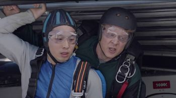 AT&T Wireless TV Spot, \'OK Skydiving Instructor\'