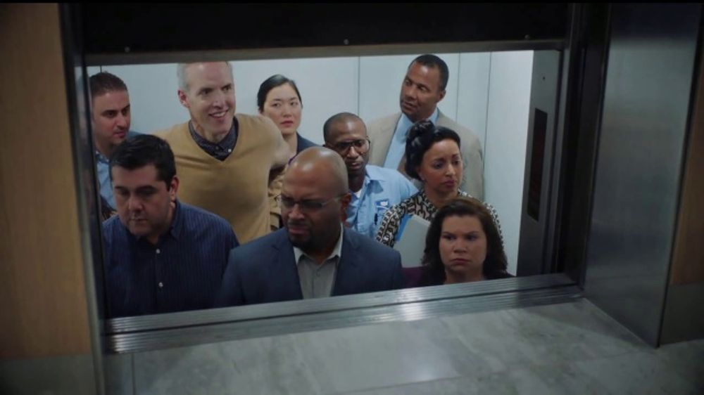 AT&T Wireless TV Commercial, 'OK Elevator'
