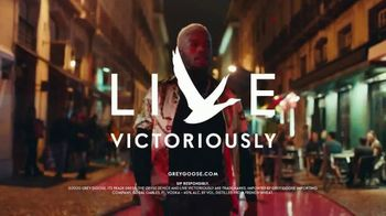Grey Goose TV Spot, 'Live Victoriously: Yours For The Taking' Ft. Sisqo, Song by Monteloco - Thumbnail 10