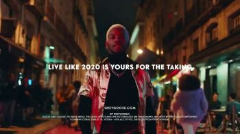 Grey Goose TV Spot, 'Live Victoriously: Yours For The Taking' Ft. Sisqo, Song by Monteloco - Thumbnail 8