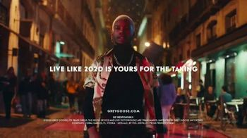 Grey Goose TV Spot, 'Live Victoriously: Yours For The Taking' Ft. Sisqo, Song by Monteloco - Thumbnail 9