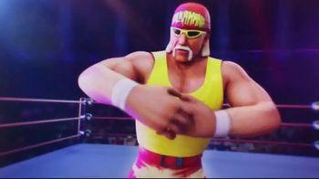 WWE Champions TV Spot, 'Hulkamania Runs Wild' - 3 commercial airings