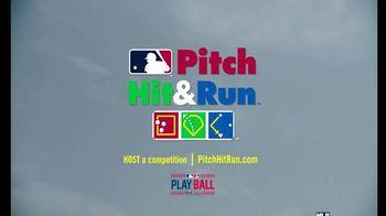 2020 Major League Baseball Pitch, Hit & Run TV Spot, 'It's Time' - Thumbnail 9