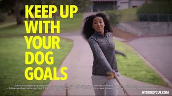 Hydroxycut TV Spot, 'Goals: Keep Up With Your Dog'