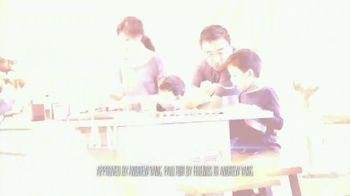 Friends of Andrew Yang TV Spot, 'Rewrite' - Thumbnail 10