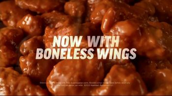 Applebee's $12.99 All You Can Eat TV Spot, 'Can't Help Myself' Song by The Four Tops - Thumbnail 6