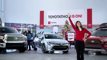 Toyota Toyotathon TV Spot, 'Ice Skating' Song by Pyotr Illyich Tchaikovsky [T1]