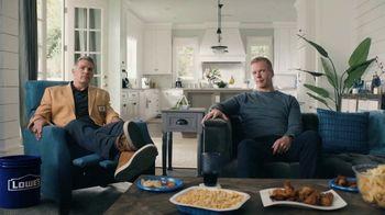 Lowe's TV Spot, 'Rod Pod: Drill or Driver' Featuring Kurt Warner - Thumbnail 1