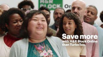 H&R Block TV Spot, 'No Brainer' - Thumbnail 6