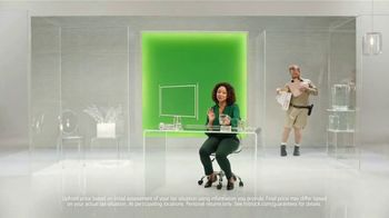 H&R Block TV Spot, 'Glass Office' - Thumbnail 5