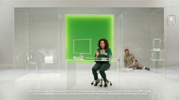 H&R Block TV Spot, 'Glass Office' - Thumbnail 6