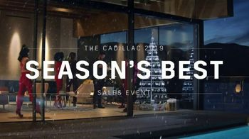 Cadillac Season's Best Sales Event TV Spot, 'Mix Things Up' [T2] - Thumbnail 1