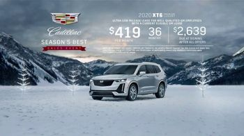 Cadillac Season's Best Sales Event TV Spot, 'Mix Things Up' [T2] - Thumbnail 8