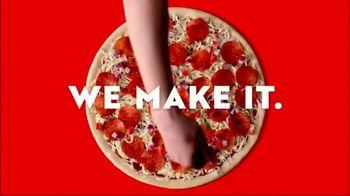 Papa Murphy's Chicken Bacon Artichoke Pizza TV Spot, 'The Good Life: $8' - Thumbnail 6