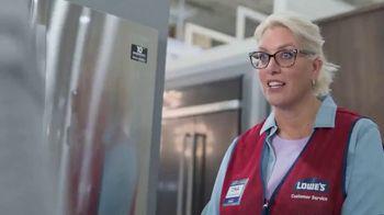 Lowe's TV Spot, 'Do Hosting Right: Whirlpool French Door Refrigerator'