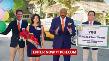 Publishers Clearing House TV Spot, '$5,000 a Week: It's Like That' Featuring Steve Harvey - Thumbnail 1