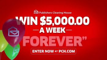 Publishers Clearing House TV Spot, '$5,000 a Week: It's Like That' Featuring Steve Harvey - Thumbnail 10
