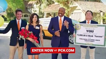 Publishers Clearing House TV Spot, '$5,000 a Week: It's Like That' Featuring Steve Harvey - Thumbnail 3