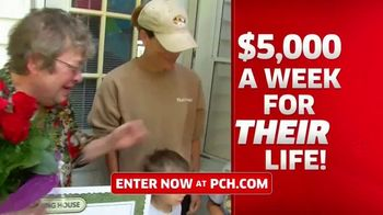 Publishers Clearing House TV Spot, '$5,000 a Week: It's Like That' Featuring Steve Harvey - Thumbnail 5
