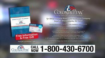 Colonial Penn TV Spot, 'Close That Gap' - Thumbnail 9
