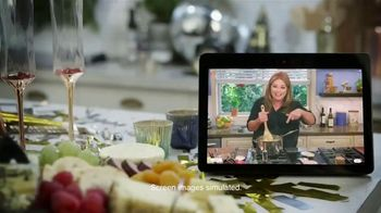 Food Network Kitchen App TV Spot, 'Amazon Devices: This Year' - Thumbnail 1