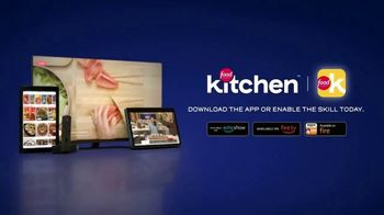 Food Network Kitchen App TV Spot, 'Amazon Devices: This Year' - Thumbnail 10