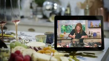 Food Network Kitchen App TV Spot, 'Amazon Devices: This Year' - Thumbnail 2