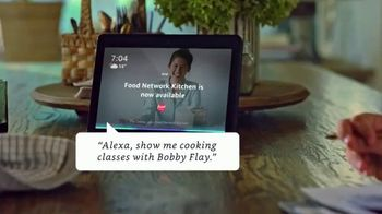Food Network Kitchen App TV Spot, 'Amazon Devices: This Year' - 1372 commercial airings